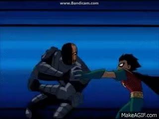 Top 10 Slade Scenes in Teen Titans