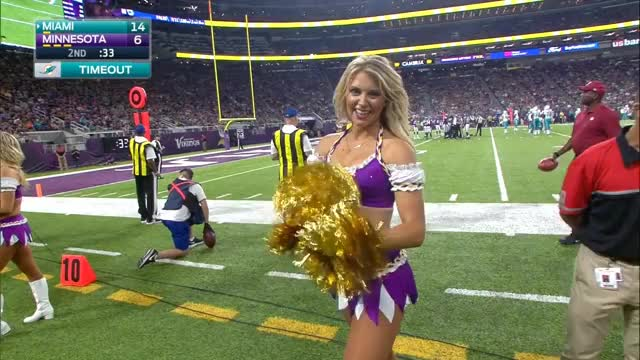 Watch and share Football GIFs and Nfl GIFs by NFL Cheerleaders on Gfycat