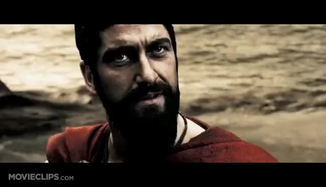 Watch and share Leonidas GIFs on Gfycat
