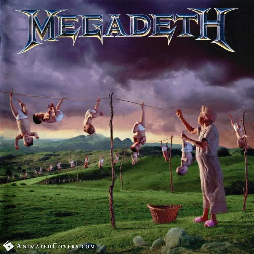 Watch Megadeth-Youthanasia-Animated-Album-Cover-GIF GIF on Gfycat. Discover more related GIFs on Gfycat