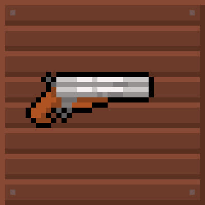 Double Barrel Pistol (Background) (1) GIFs