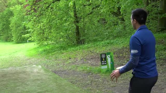 Watch 2017 Konopiště Open Lead Card Final Round Front 9 (McBeth, Wysocki, Sexton, Lizotte) GIF by Ultiworld Disc Golf (@ultiworlddg) on Gfycat. Discover more dgwt, disc golf world tour, tournament coverage GIFs on Gfycat