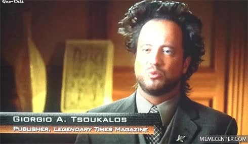 Watch and share Ancient Aliens GIFs on Gfycat