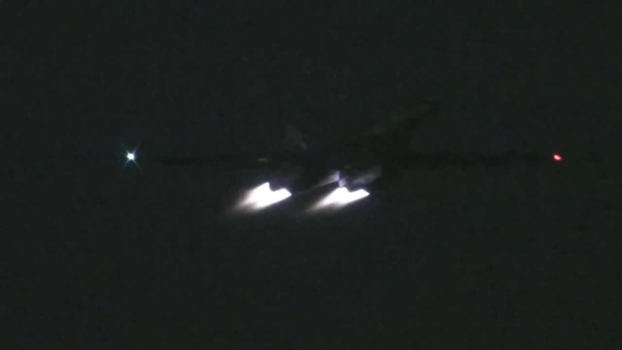 WarplaneGfys, warplanegfys, Mission Employment Phase A - B-1 Afterburners! (reddit) GIFs