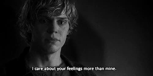 Watch and share Tate Landon Quotes GIFs and Ahs Murder House GIFs on Gfycat