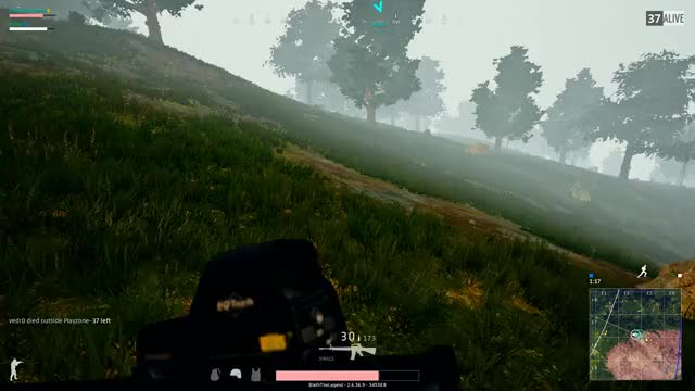 Watch and share Vlc-record-2017-10-19-14h54m07s-PLAYERUNKNOWN.mp4 GIFs by blaththelegend on Gfycat