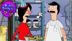 *, bob's burgers, bobsburgers*, gifs, pinkmanjesse, Art is a way of survival GIFs