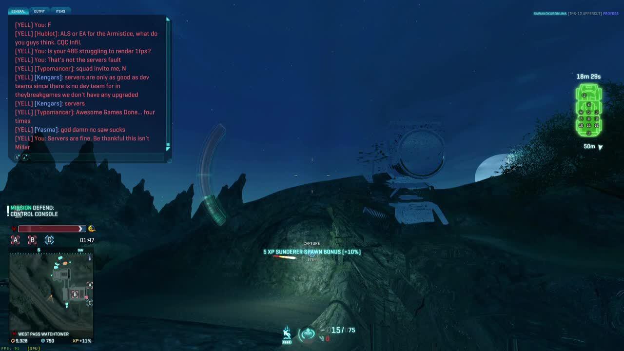 Headshot, Planetside 2, Sniped, Planetside 2 out-sniped GIFs