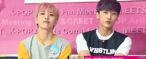 Watch and share 108nab1a4 GIFs and Jinyoung GIFs on Gfycat