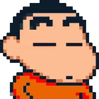 Watch and share Shin Chan Gif Photo: Impatient Shin 0002.gif animated stickers on Gfycat