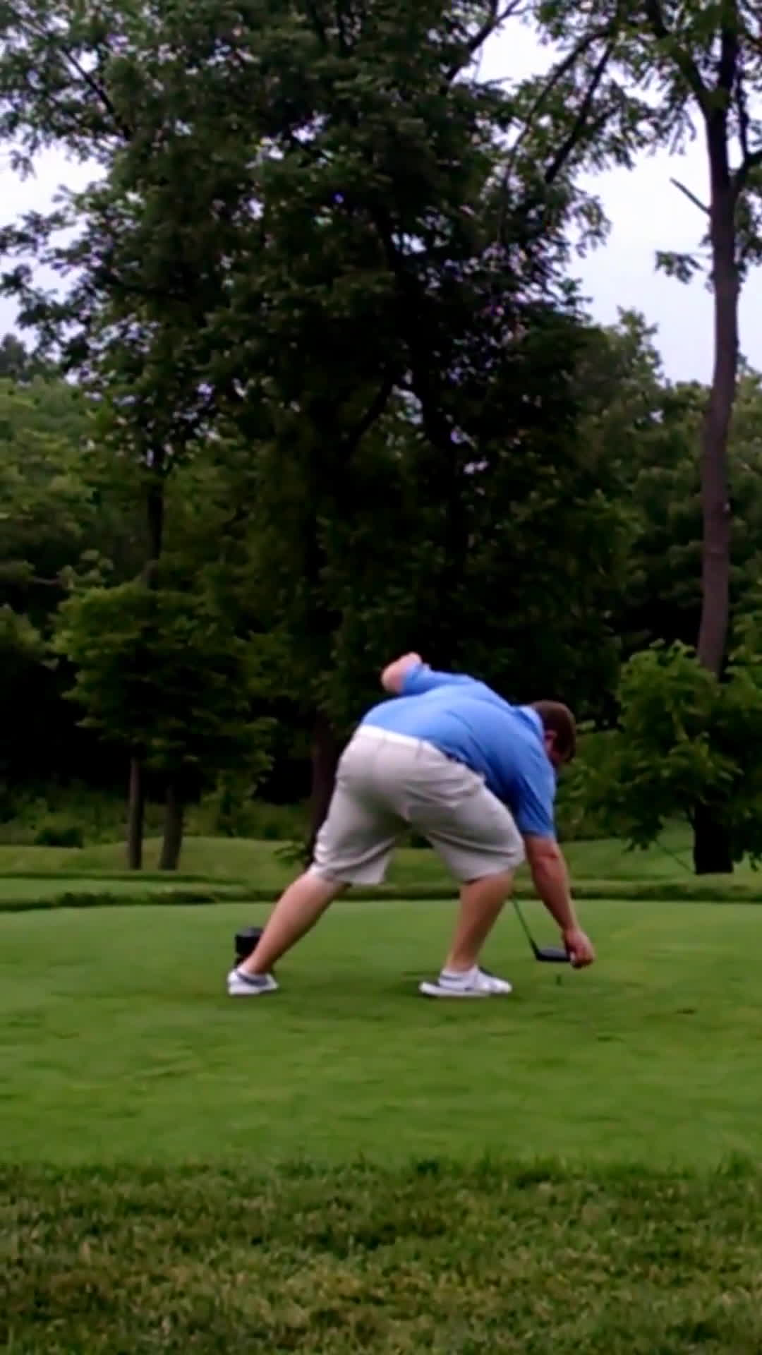 BetterEveryLoop, holdmybeer, holdmyfries, Drunk long drive golf fail GIFs