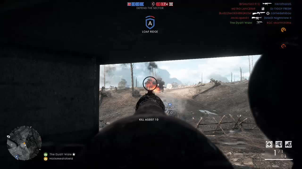 Battlefield1, NotAMeatshield, gamer dvr, xbox, xbox one,  GIFs
