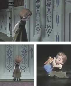Watch and share Disney Anna Frozen Frozen Spoilers Babynightlightfrost GIFs on Gfycat