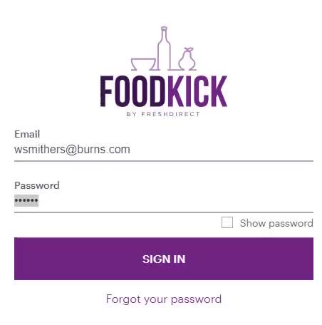 Watch bad login foodkick GIF by @bharnett on Gfycat. Discover more related GIFs on Gfycat