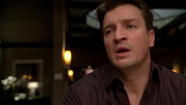 Watch and share Word In Edgewise GIFs and Nathan Fillion GIFs by MikeyMo on Gfycat