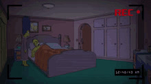 Simpsons Paranormal GIFs