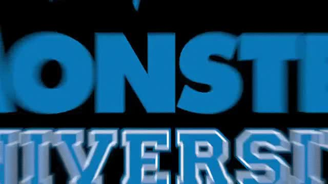 Watch and share Monsters University Monsters Inc Gif GIFs on Gfycat