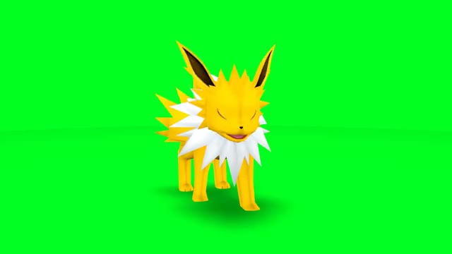 Watch this chroma key GIF by Henry Gan (@henrygan) on Gfycat. Discover more Jolten, Pokemon, chroma key GIFs on Gfycat