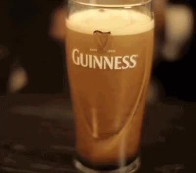 Watch and share Guinness GIFs on Gfycat