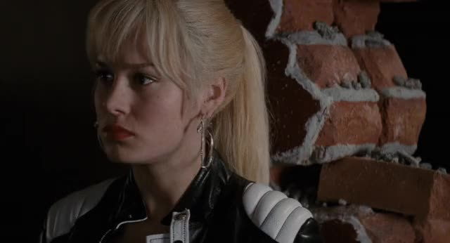 Watch and share Brie Larson Gasp Scott Pilgrim GIFs by Ricky Bobby on Gfycat