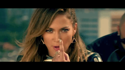 jennifer lopez, Jennifer Lopez wallpaper titled Jennifer Lopez in 'Follow The Leader' Musica video GIFs