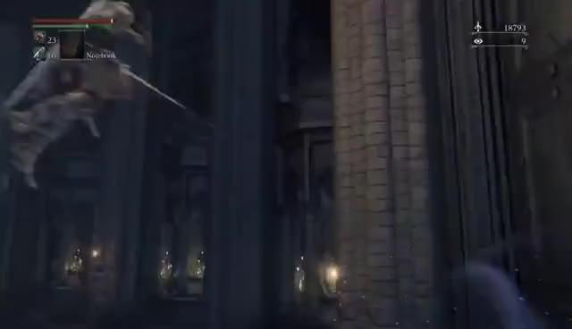Watch and share Bloodborne™ Grabbed By Amygdala GIFs on Gfycat