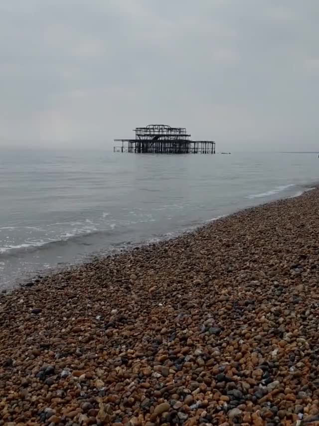 Watch Brighton Pier GIF on Gfycat. Discover more cinemagraphs GIFs on Gfycat