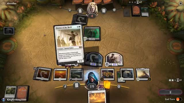 Watch Zombie Hunt GIF by KingNothing2000 (@kingnothing2000) on Gfycat. Discover more Gaming, MTG Arena, kingnothing2000 GIFs on Gfycat