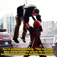 Watch Deadpool deadpool GIF on Gfycat. Discover more related GIFs on Gfycat