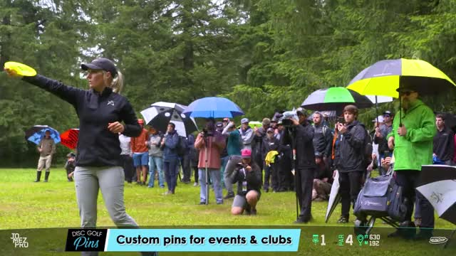 Watch Catrina Allen Playoff Approach Beaver State Fling GIF by Benn Wineka UWDG (@bennwineka) on Gfycat. Discover more beaver state fling, catrina allen, disc golf GIFs on Gfycat