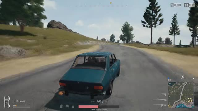 Watch Thanks god GIF by @fokkerboombass on Gfycat. Discover more car, physics, pubg GIFs on Gfycat