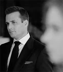 Watch and share This Made Me Smile GIFs and Harvey Specter GIFs on Gfycat