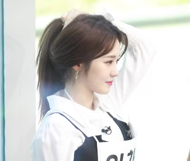 Watch and share 181120 Fromis 9 Jisun - Fact In Star (4) GIFs by Atlas of Stars on Gfycat