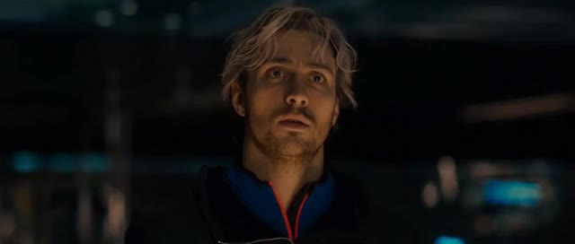 Watch and share Age Of Ultron - Quicksilver Running Scenes HD GIFs on Gfycat