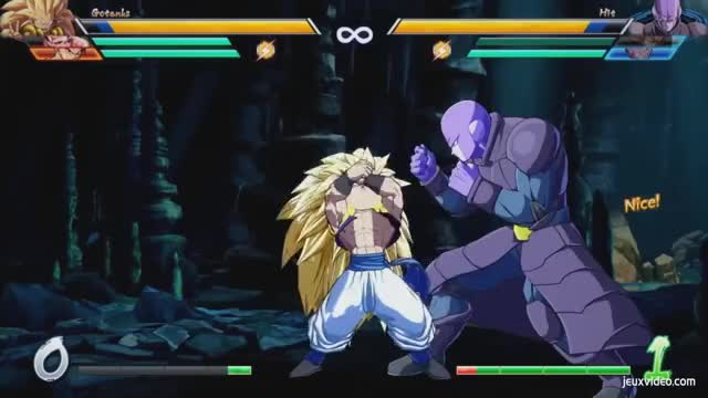 Watch and share Dragon Ball GIFs and Video Game GIFs by alzarath on Gfycat