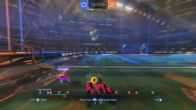 Watch and share Rocket League GIFs and Shot GIFs by tomilton on Gfycat