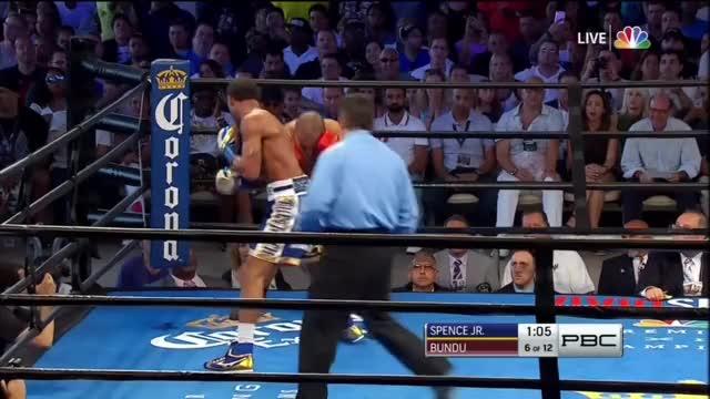 Watch Errol Spence vs. Leonard Bundu - KO GIF by Tom_Cody (@tomcody) on Gfycat. Discover more Boxing, Errol Spence, KO, Knockout, Leonard Bundu GIFs on Gfycat