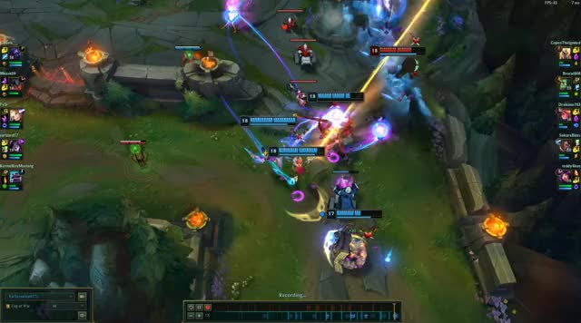 Watch and share League Of Legends GIFs and Kai'sa GIFs by Sarthak Mattagajasingh on Gfycat