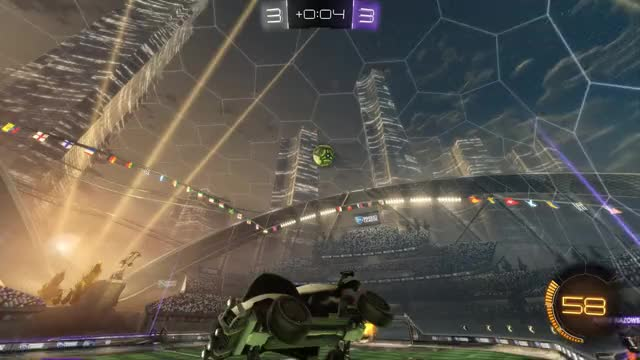 Watch Assist 3: Laggy GIF by Gif Your Game (@gifyourgame) on Gfycat. Discover more Assist, Gif Your Game, GifYourGame, Laggy, Rocket League, RocketLeague GIFs on Gfycat