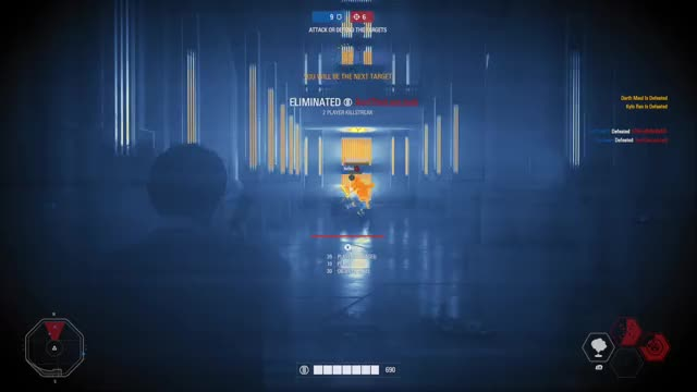 Watch and share Battlefront GIFs and Star Wars GIFs by bejance on Gfycat