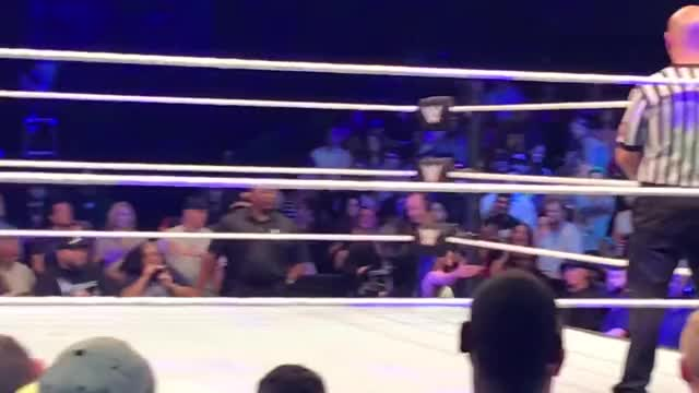 Mae Young Classic 2018