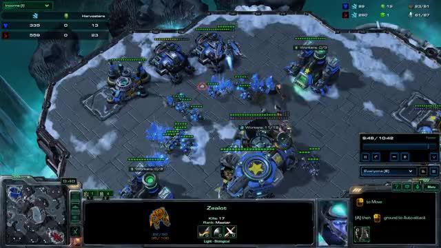 Watch and share StarCraft II Screenshot 2019.10.16 - 16.57.25.70 GIFs on Gfycat