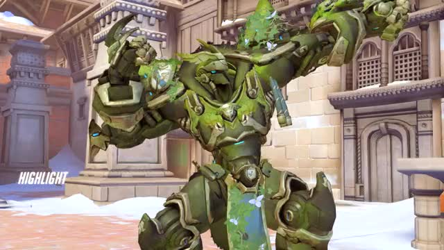 Watch and share Reinhardt Reinhardt Reinhardt! GIFs by plutii on Gfycat
