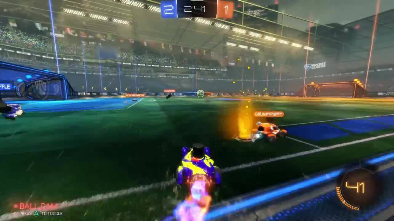 rocket_league GIF | Create, Discover and Share on Gfycat