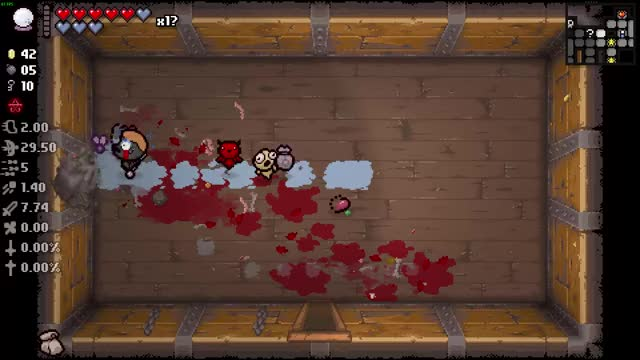 Watch and share Binding Of Isaac Afterbirth+ 13.12.2018 17 41 30 GIFs on Gfycat