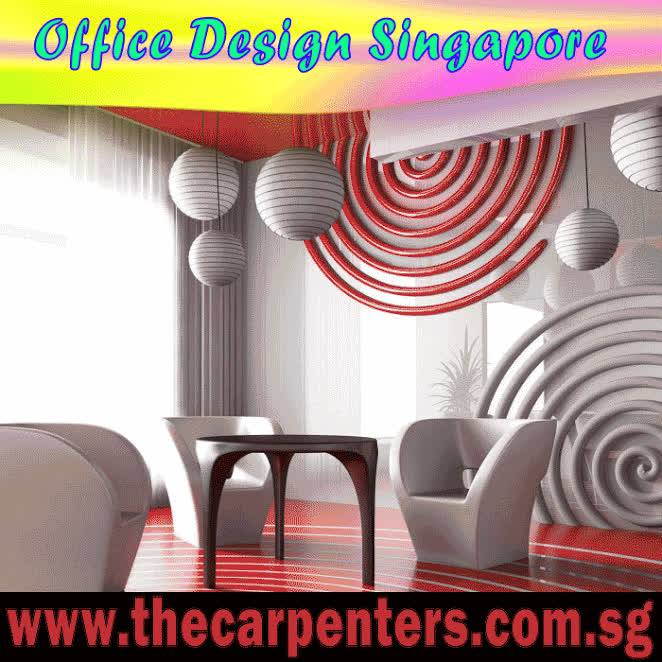 Office design singapore GIFs