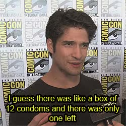 Watch and share Tyler Posey GIFs on Gfycat
