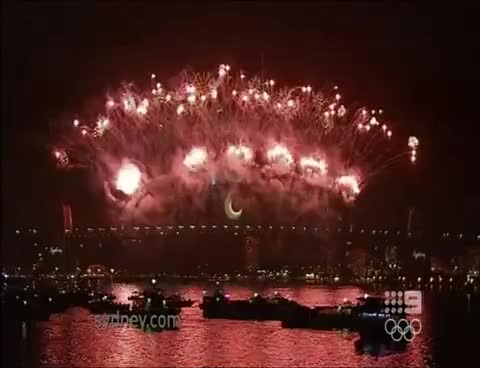 Watch and share Fireworks GIFs and Sydney GIFs on Gfycat