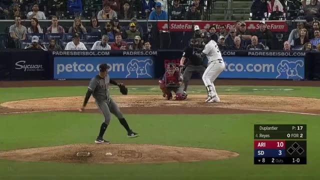 Watch Duplantier SL DATABASE GIF on Gfycat. Discover more Arizona Diamondbacks, San Diego Padres, baseball GIFs on Gfycat