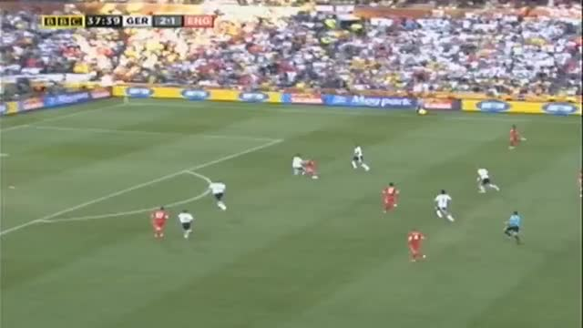 Watch Frank Lampard's DISALLOWED Goal: Germany v England World Cup South Africa 2010 Last Sixteen GIF on Gfycat. Discover more 1966, 2010, 4-1, All Tags, Beckenbauer, David, Enemy, Franz, Klose, Line, Neuer, State, Uruguay, behind, capello, cup, disallowed, frank, last, loss GIFs on Gfycat